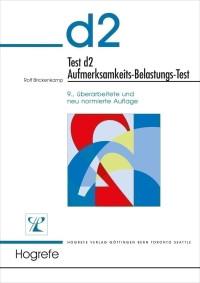 Test d2 - Aufmerksamkeits-Belastungs-Test