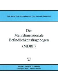 Der Mehrdimensionale Befindlichkeitsfragebogen