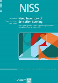 Need Inventory of Sensation Seeking