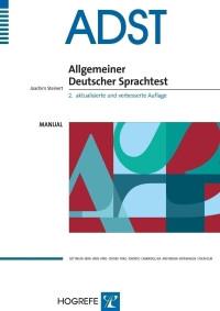 Allgemeiner Deutscher Sprachtest
