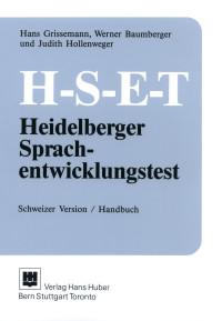 Heidelberger Sprachentwicklungstest, Schweizer Version