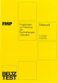 Fragebogen zur Messung der Psychotherapiemotivation