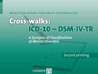 Cross-walks ICD-10 – DSM-IV-TR