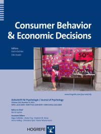 Consumer Behavior and Economic Decisions