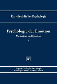 Psychologie der Emotion