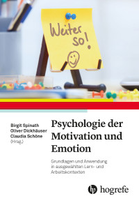 Psychologie der Motivation und Emotion