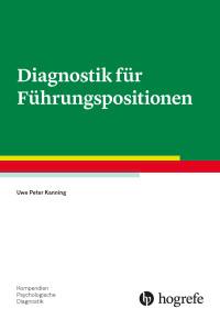 Diagnostik für Führungspositionen